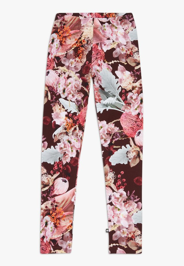 NIKI - Leggings - Hosen - winter bouquet