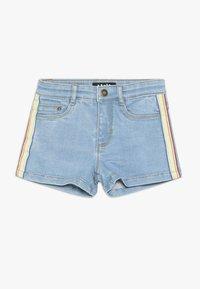 Molo - ANGELINA - Denim shorts - light blue denim - 0