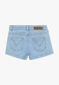 Molo - ANGELINA - Denim shorts - light blue denim - 1