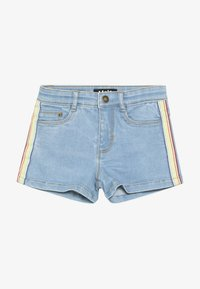 Molo - ANGELINA - Denim shorts - light blue denim - 2