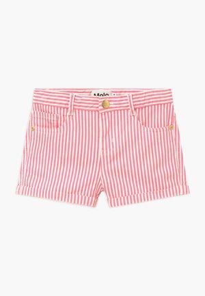 AUDREY - Jeansshort - pink