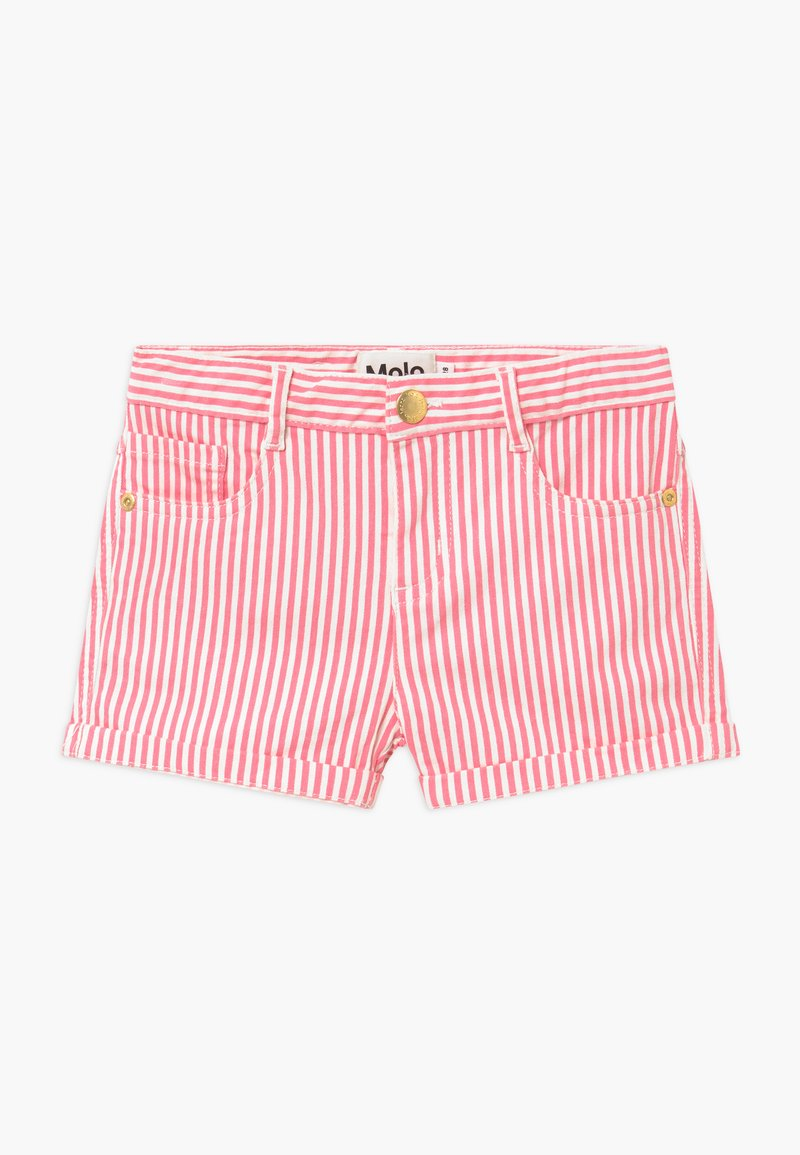 Molo - AUDREY - Denim shorts - pink