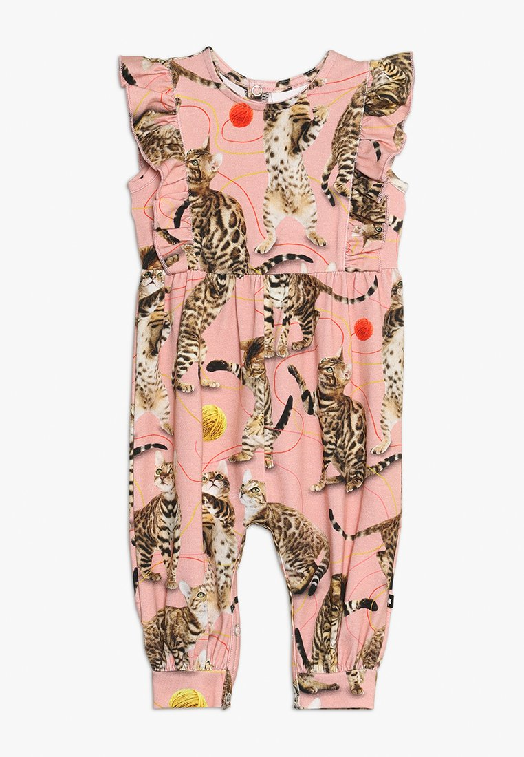 Molo - FALLON - Overall / Jumpsuit /Buksedragter - pink