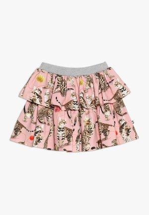 BINI - Mini skirt - rose
