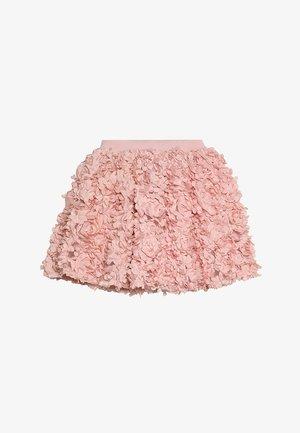 BRICKLY - A-linjekjol - chalk pink