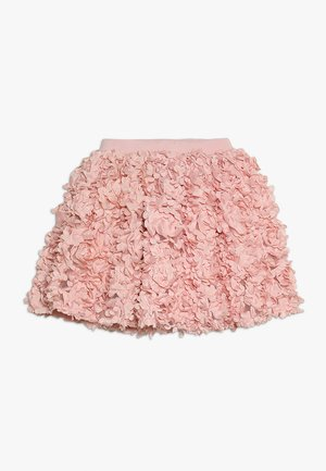 BRICKLY - Falda acampanada - chalk pink