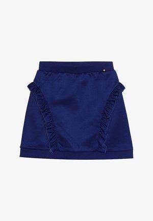 BEVERLY - Minigonna - lapis blue