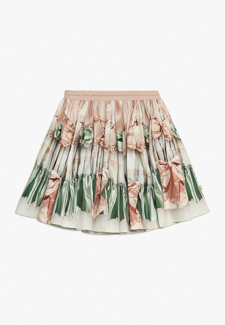 Molo - BELLIS - Áčková sukně - rose