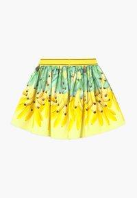 Molo - BRENDA - Áčková sukně - yellow - 1