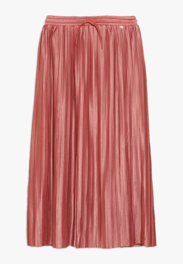 BECKY - A-line skirt - faded rose