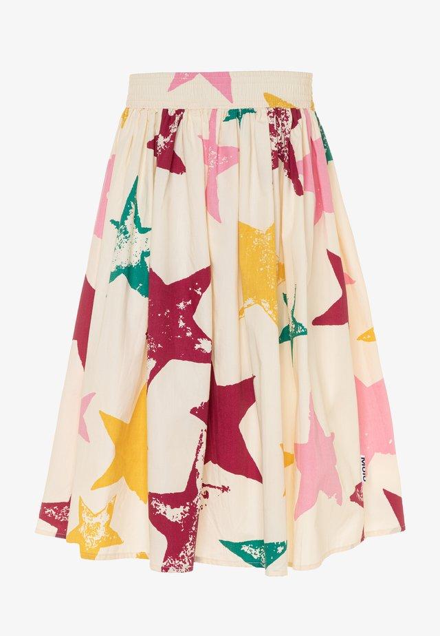 BREE - A-line skirt - super nova