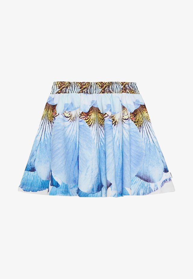 BARBERA - Minijupe - blue