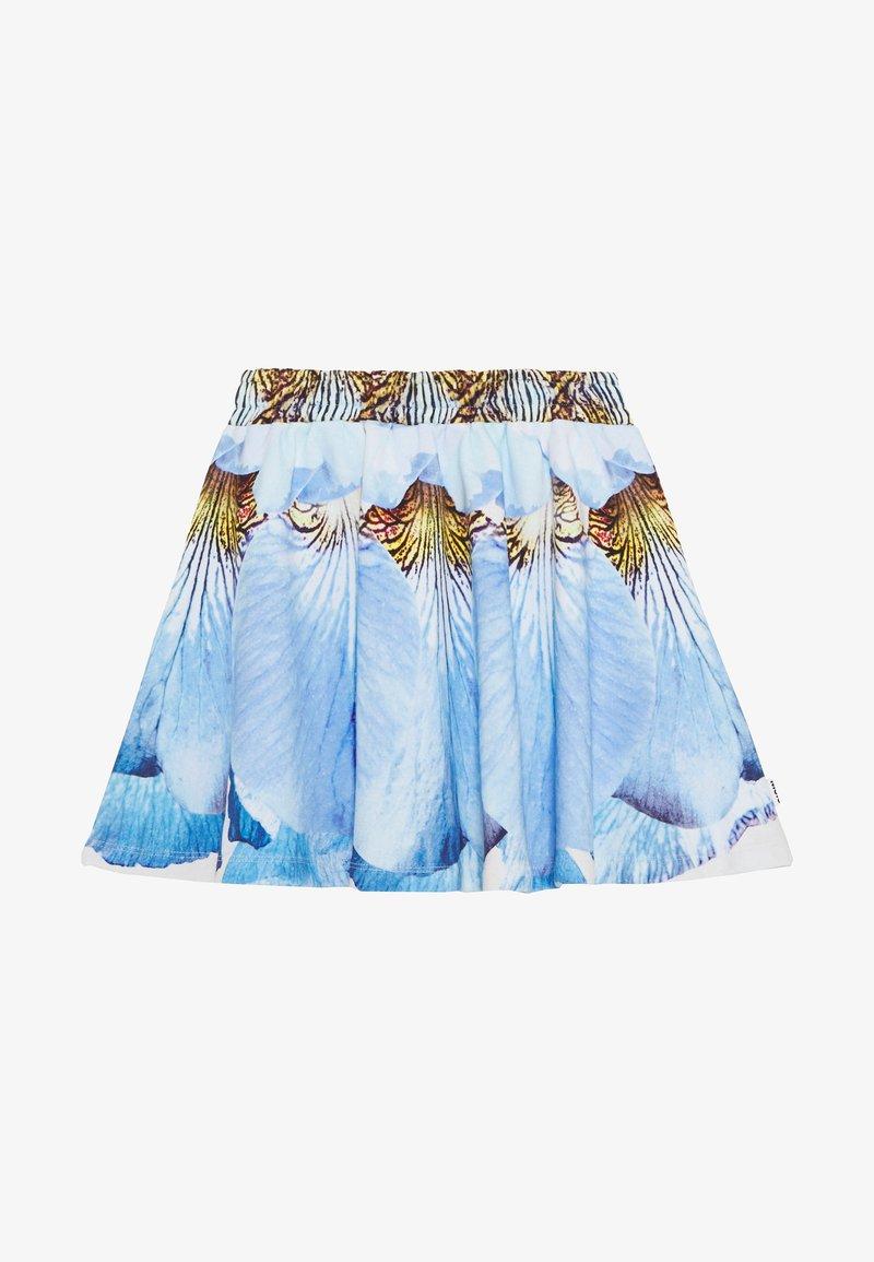 Molo - BARBERA - Minisukně - blue
