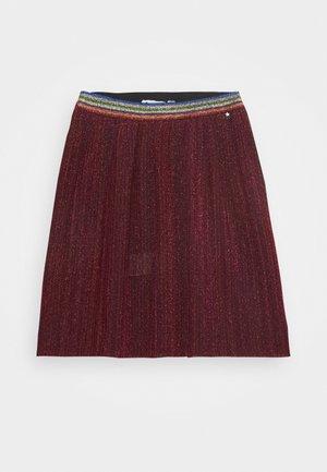 BAILINI - A-line skirt - dragon fruit