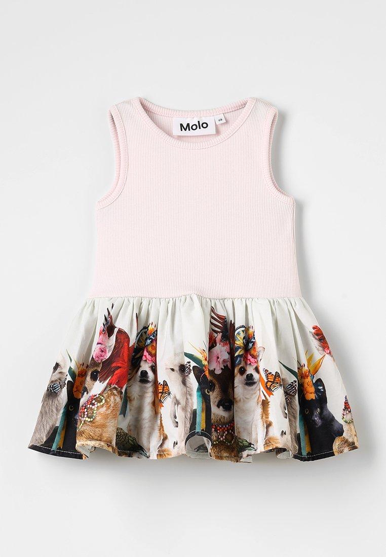 Molo - CORDELIA DRESS BABY - Day dress - offwhite