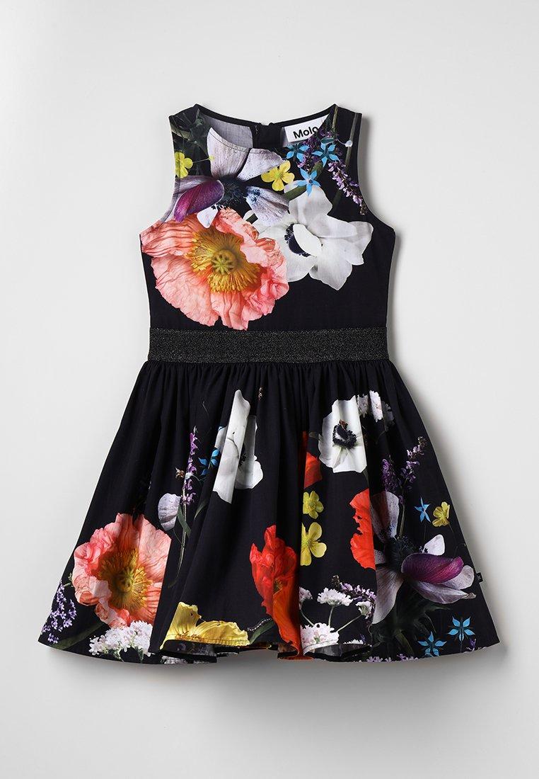 Molo - CARLI - Korte jurk - black