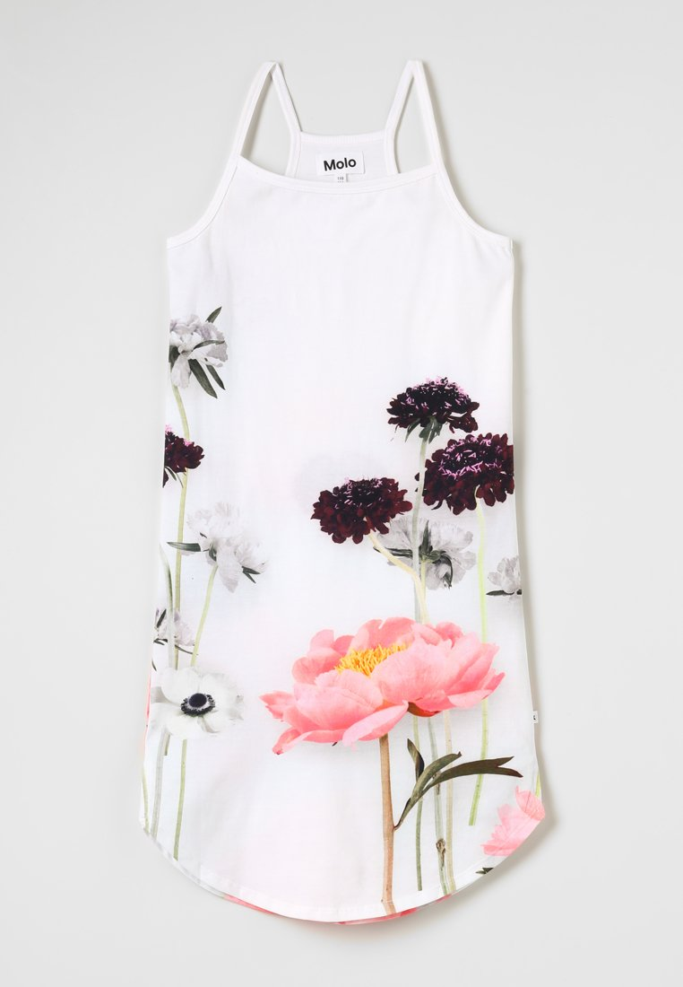 Molo - CORTNEY - Jerseykleid - white