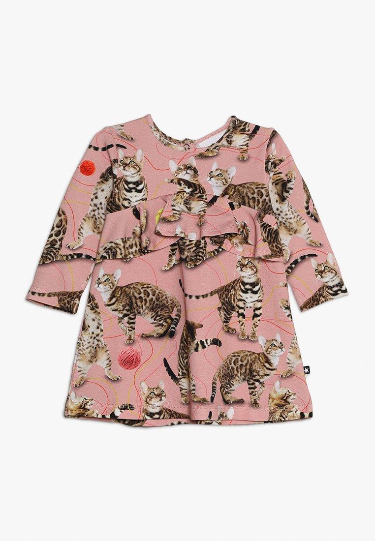 Molo - COLETTA - Jersey dress - pink