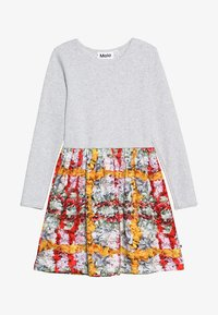 Molo - CREDENCE - Robe en jersey - mottled light grey - 3