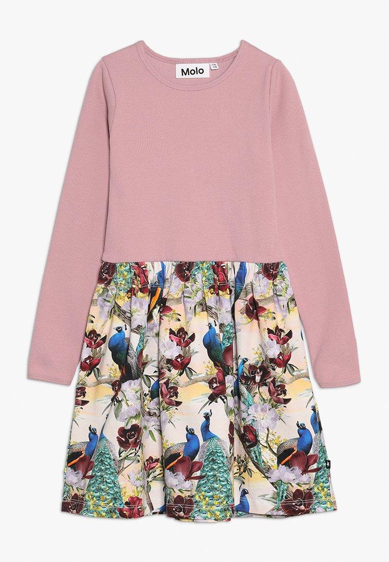 Molo - CREDENCE - Jerseyklänning - rose