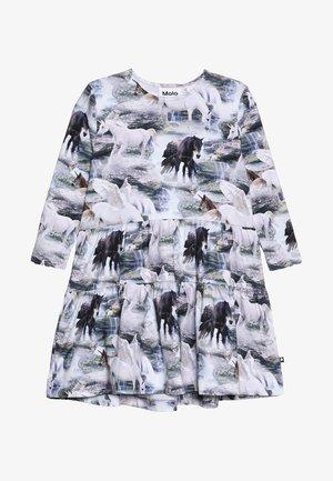 CHIA - Jerseyklänning - light grey