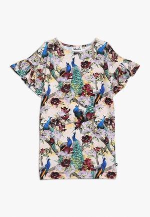 CORALIE - Jersey dress - multicolor
