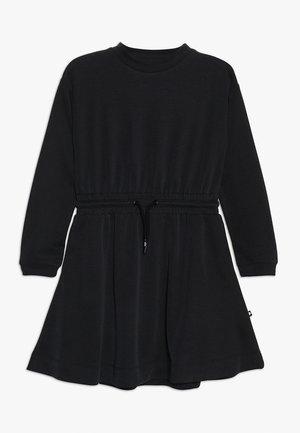 COLLENA - Žerzejové šaty - black