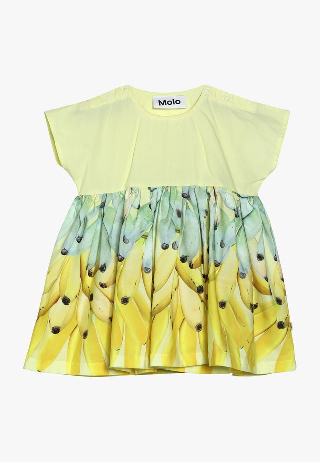 CHANNI - Robe d'été - yellow