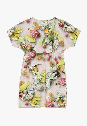 CHRISTA  - Žerzejové šaty - multi-coloured