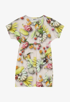 CHRISTA  - Jersey dress - multi-coloured