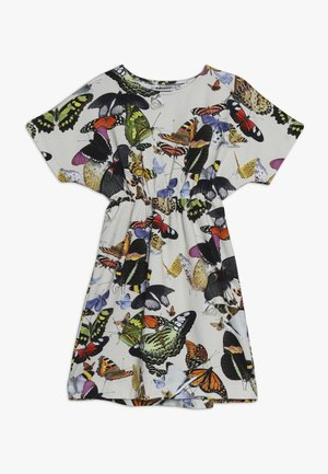 CHRISTA  - Jersey dress - multi-coloured/white