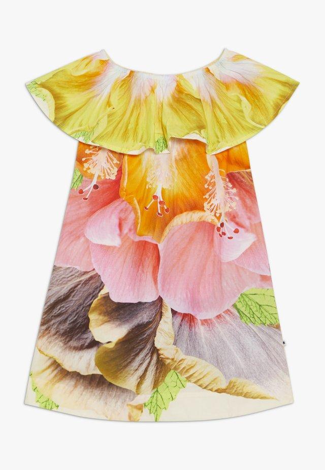 CHERISA - Korte jurk - i am hibiscus