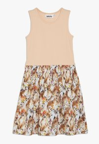 Molo - COLLEEN  - Jersey dress - apricot/multi-coloured - 0