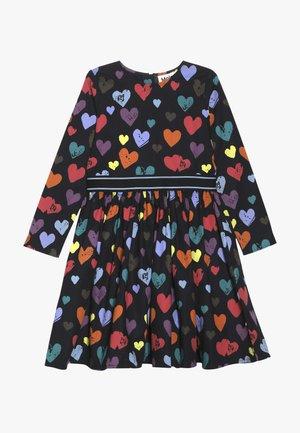 CHRISTIN - Denní šaty - black/multi-coloured