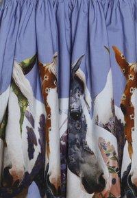 Molo - CASIE - Jersey dress - grey/multi-coloured - 3