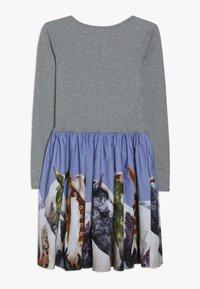 Molo - CASIE - Jersey dress - grey/multi-coloured - 1