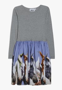 Molo - CASIE - Jersey dress - grey/multi-coloured - 0