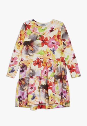 CHIA  - Jersey dress - multi-coloured