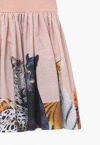 Molo - CASSANDRA - Jersey dress - light pink/multi-coloured - 3