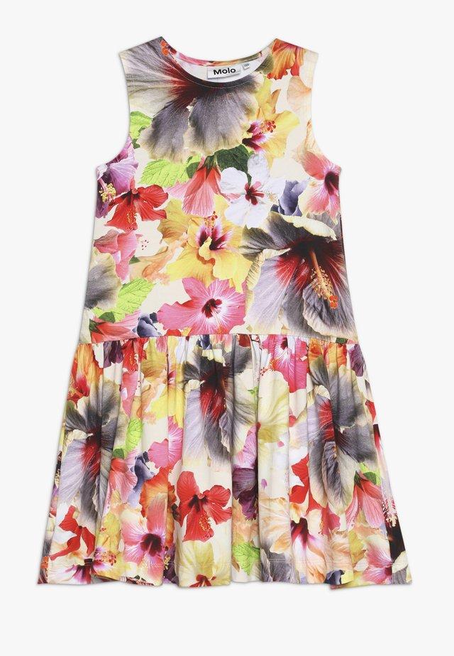 CANDECE - Žerzejové šaty - multicolor