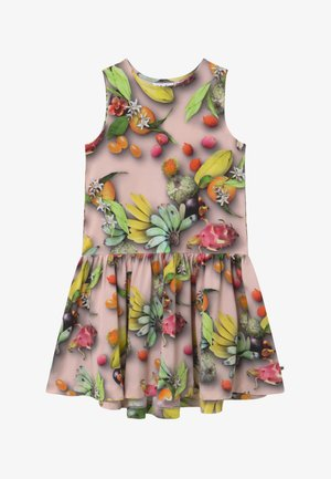 CANDECE - Jerseyklänning - tutti frutti