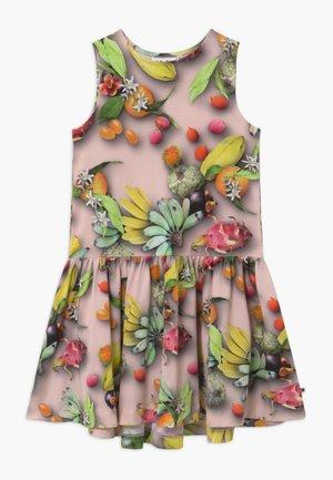 CANDECE - Žerzejové šaty - tutti frutti