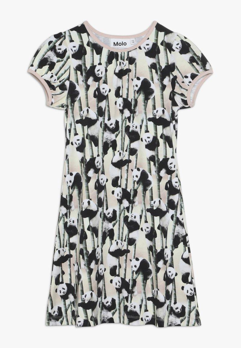 Molo - CAMELLIA  - Žerzejové šaty - multicolor