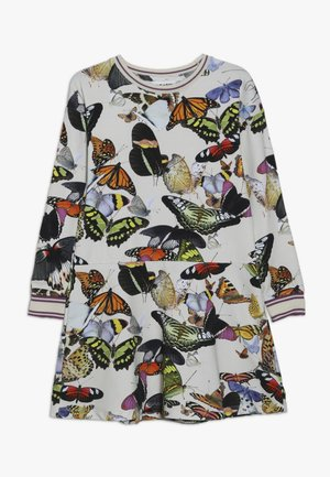 CONNY - Jersey dress - multi-coloured