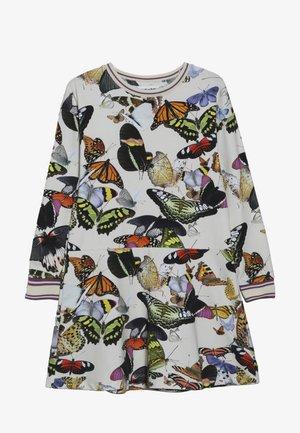 CONNY - Jersey dress - multi-coloured