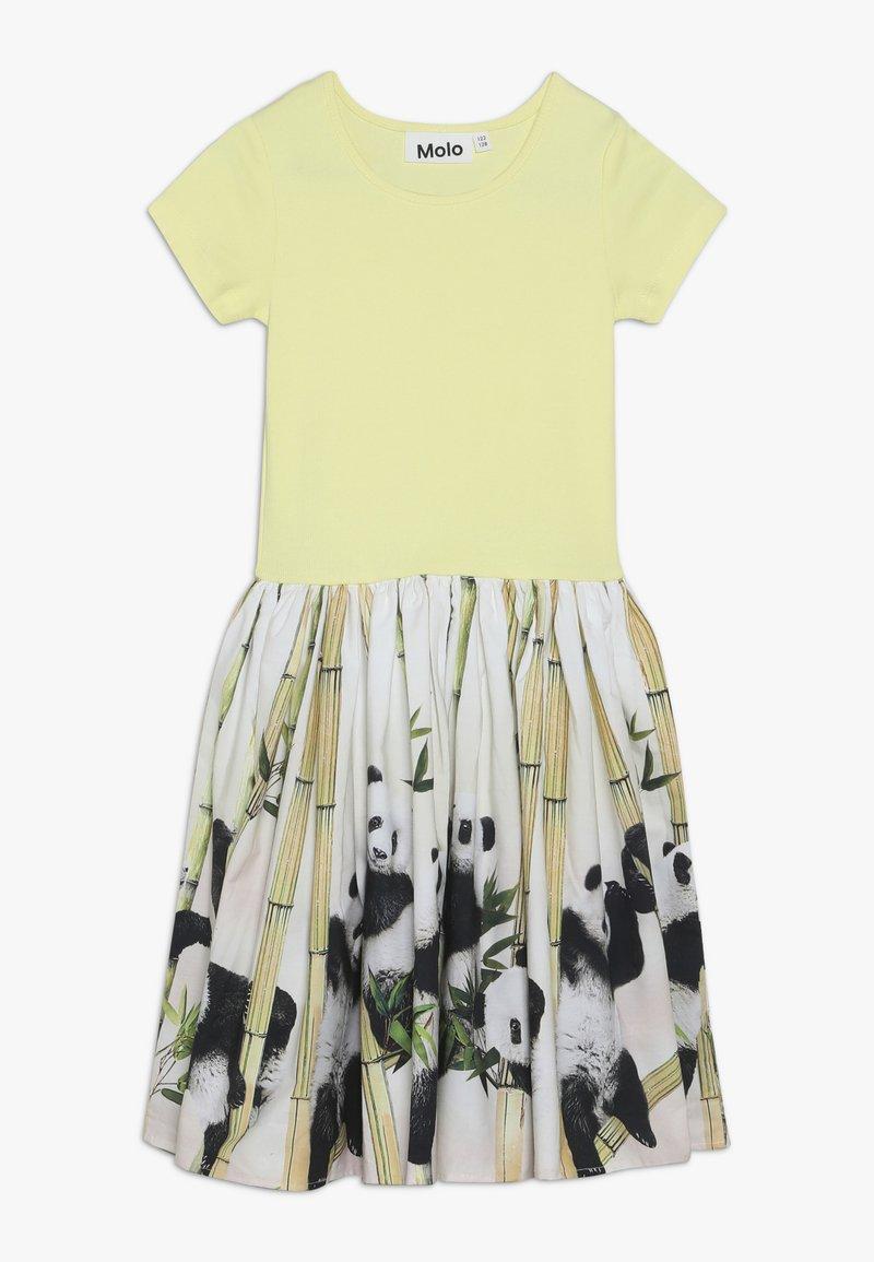 Molo - CISSA - Day dress - light yellow