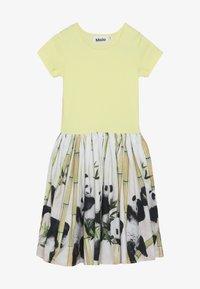 Molo - CISSA - Day dress - light yellow - 2