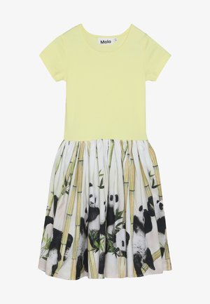 CISSA - Day dress - light yellow