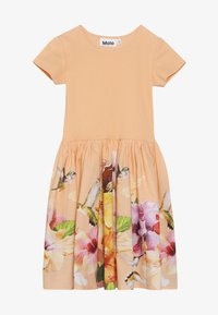 Molo - CISSA - Day dress - apricot/multi-coloured - 3