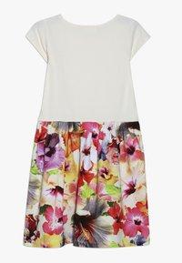 Molo - CARLA  - Žerzejové šaty - white/multi-coloured - 1